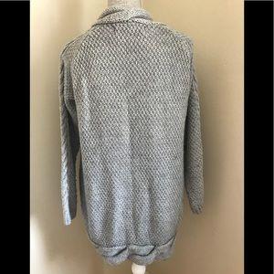 Zara Sweaters - Zara Cardigan cable knit Sweater